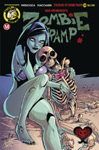 Image: Zombie Tramp #53 (cover A - Celor) - Action Lab - Danger Zone