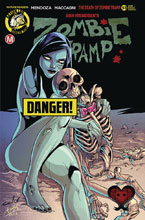 Image: Zombie Tramp #53 (cover B - Celor Risque) - Action Lab - Danger Zone