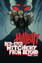 Image: Hillbilly: Red Eyed Witchery from Beyond #3 - Albatross Funnybooks