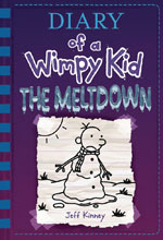 Image: Diary of a Wimpy Kid Vol. 13: Meltdown HC  - Amulet Books