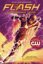 Image: Flash: The Tornado Twins HC  - Amulet Books