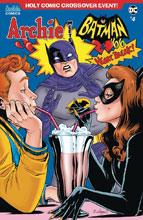 Image: Archie Meets Batman '66 #4 (cover B - Isaacs) - Archie Comic Publications