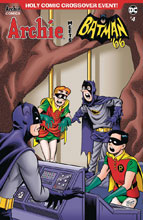 Image: Archie Meets Batman '66 #4 (cover C - McClaine) - Archie Comic Publications