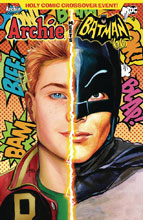 Image: Archie Meets Batman '66 #4 (cover E - Tucci) - Archie Comic Publications