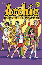 Image: Archie's Halloween Spectacular #1 - Archie Comic Publications