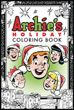 Image: Archie's Holiday Coloring Book SC  - Archie Comic Publications
