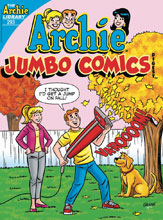 Image: Archie #293 (Jumbo Comics) Double Digest - Archie Comic Publications