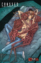 Image: Crossed Plus 100 Mimic #6 (variant cover - Ms. Mayhem) - Avatar Press Inc