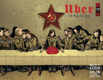 Image: Uber: Invasion #16 (variant cover - wraparound) - Avatar Press Inc