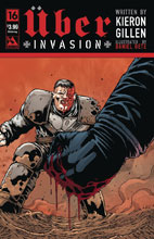 Image: Uber: Invasion #16 (variant cover - Blitzkreig) - Avatar Press Inc