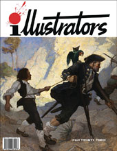 Image: Illustrators Magazine #23 - Book Palace