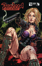 Image: Pandora Shotgun Mary #0 (variant cover - Bloody Mary) - Boundless Comics