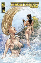 Image: Jungle Fantasy: Secrets #3 (variant cover - Sultry) - Boundless Comics