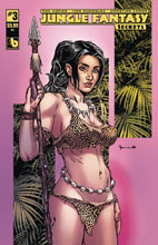 Image: Jungle Fantasy: Secrets #3 (variant cover - Kit) - Boundless Comics