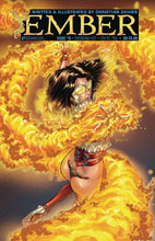 Image: Ember #0 (variant cover - Smoking Hot) - Boundless Comics