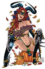 Image: Tarot: Witch of the Black Rose #106 (Studio Deluxe Edition) - Broadsword Comics