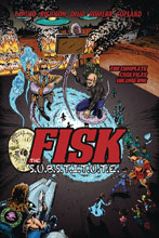 Image: Fisk the Substitute  - Caliber Entertainment