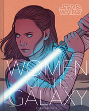 Image: Star Wars: Women of the Galaxy HC  - Chronicle Books