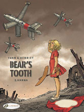 Image: Bears Tooth Vol. 02: Hanna GN  - Cinebook