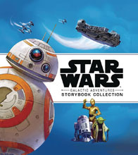 Image: Star Wars: Galactic Adventures Storybook Collection  - Disney Lucasfilm Press