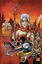 Image: Old Lady Harley #1 (DFE signed - Tieri) - Dynamic Forces
