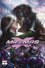 Image: Mr. & Mrs. X #1 (DFE variant cover - Parillo Comicxposure) - Dynamic Forces
