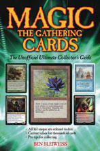 Image: Magic the Gathering Cards Unofficial Ultimate Collector's Guide HC  - F+W Media