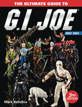 Image: Ultimate Guide to G.I. Joe 1982-1994 HC  (3rd edition) - F+W Media
