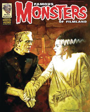 Image: Famous Monsters of Filmland #290 (2018 Annual) - Famous Monsters of Filmland