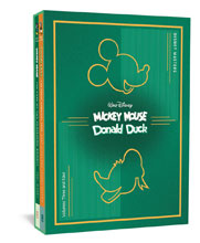 Image: Disney Masters Collectors Box Set 3 & 4: Murry Jippes HC  - Fantagraphics Books