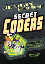 Image: Secret Coders Vol. 06: Monsters & Modules HC  - First Second (:01)
