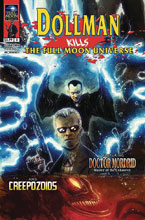 Image: Dollman Kills the Full Moon Universe #3 (cover A - Templesmith) - Full Moon Features