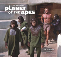 Image: Making of Planet of the Apes HC  - Harper Design