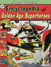 Image: Jess Nevins Encyclopedia of Golden-Age Superheroes SC  - High Rock Press