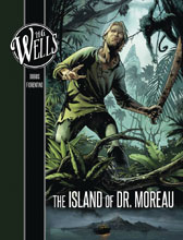 Image: H.G. Wells: Island of Dr Moreau GN  - Insight Comics