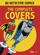 Image: Detective Comics: The Complete Covers Vol. 01 HC  - Insight Editions