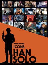 Image: Star Wars Icons: Han Solo HC  - Insight Editions
