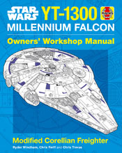 Image: Star Wars: Millennium Falcon Owners Manual HC  - Insight Editions