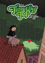 Image: Timothy Top Book 01: Green Pig GN  - Lion Forge