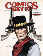 Image: Comics Revue Presents  (Oct 2018) - Manuscript Press