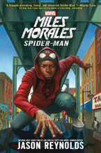 Image: Miles Morales: Spider-Man SC  - Marvel Press