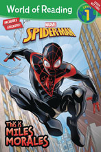 Image: World of Reading: This Is Miles Morales SC  - Marvel Press