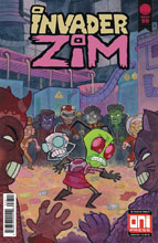 Image: Invader Zim #36 (cover A - Tait Howard, Matthew Seely) - Oni Press Inc.