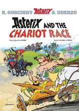 Image: Asterix and the Chariot Race Vol. 37 SC  - Orion