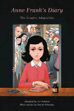 Image: Anne Frank's Diary: The Graphic Adaptation HC  - Pantheon Books