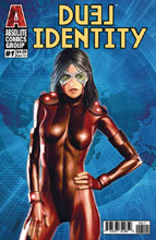Image: Duel Identity #1 (Holographic Gold Foil cover) - Red Giant Entertainment