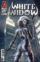 Image: White Widow #1 - Red Giant Entertainment