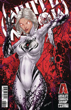 Image: White Widow #1 (variant cover - Red Foil) - Red Giant Entertainment