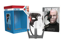 Image: Star Trek Collectible Mask: Locutus of Borg  (w/Light Sound) - Running Press