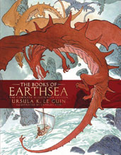 Image: Books of Earthsea Complete Illustrated Edition HC  - Saga Press